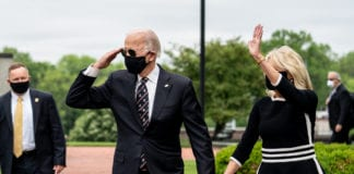 Biden Performs In Public For The First Time In Over Two Months